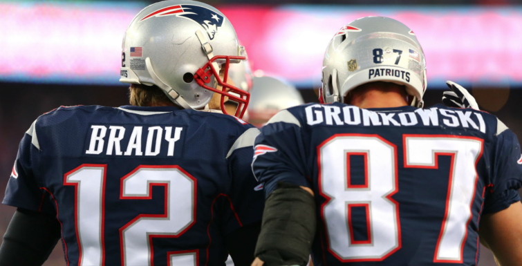 minicamp ataque Patriots New England Brady Gronkowski