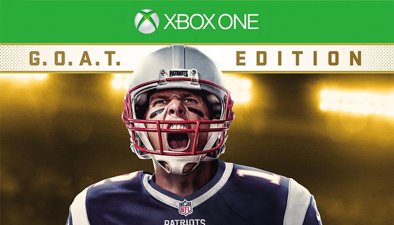 Brady e Gronk terão overall 99 no Madden NFL 19