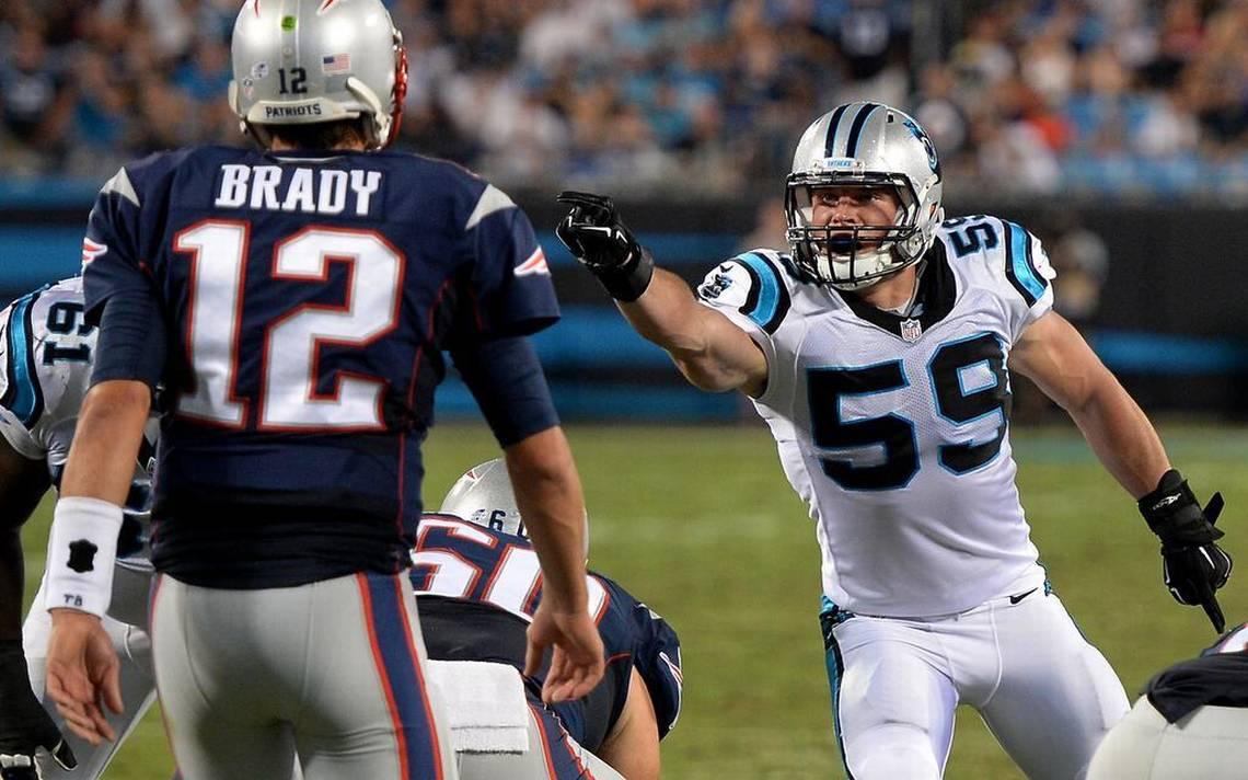 Patriots e Panthers se enfrentam no jogo mais importante da preseason