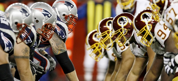 Patriots estreiam na pré-temporada contra os Redskins