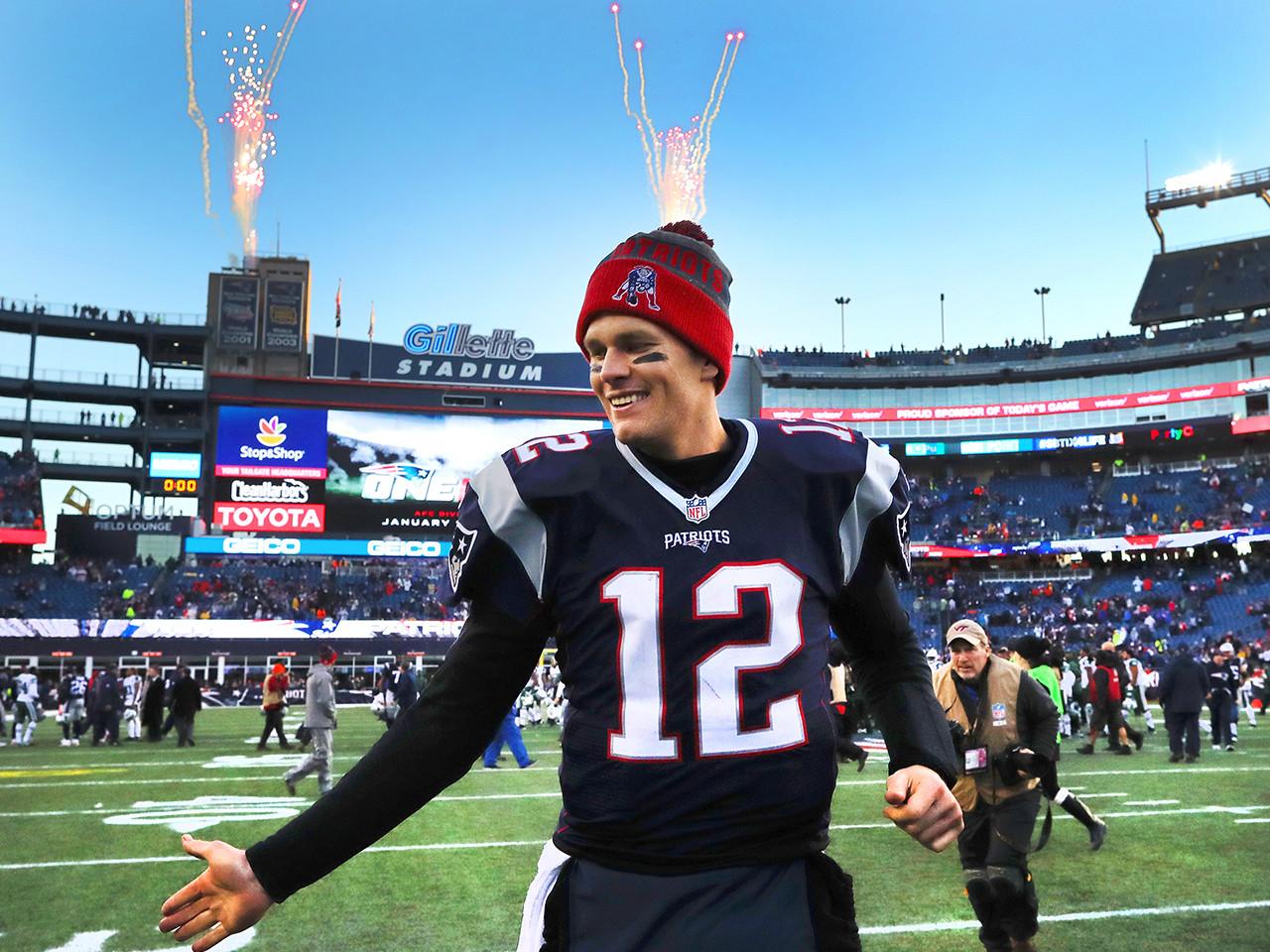 Brady comenta a saída de Allen e outros assuntos