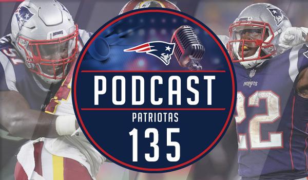 Podcast Patriotas 135 Jogo 1 pré-temporada 2018