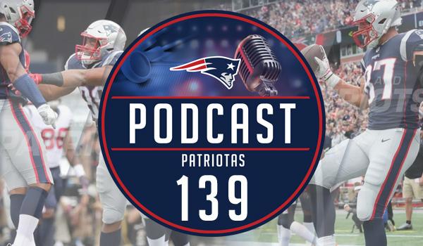Podcast Patriotas 139 - Estreia com vitória em 2018