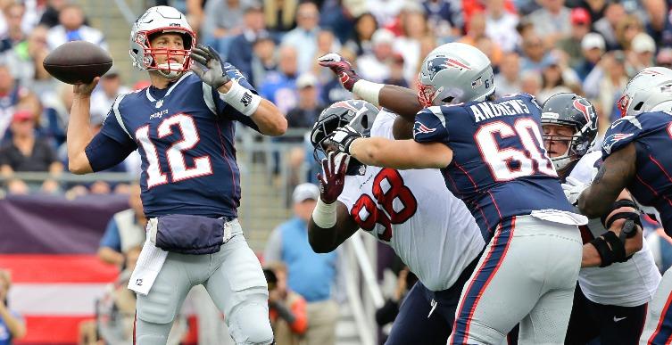 Brady fala sobre sua dificuldade contra blitz esse ano