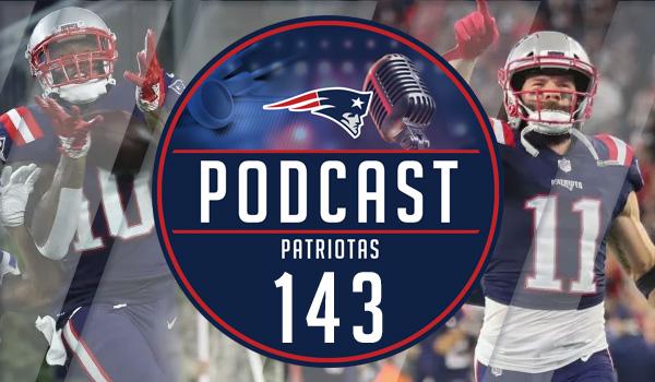 Podcast Patriotas 143 Patriots x Colts