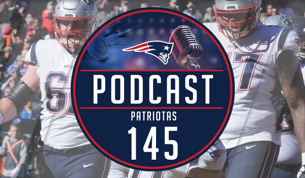 Podcast Patriotas 145 Patriots Bears