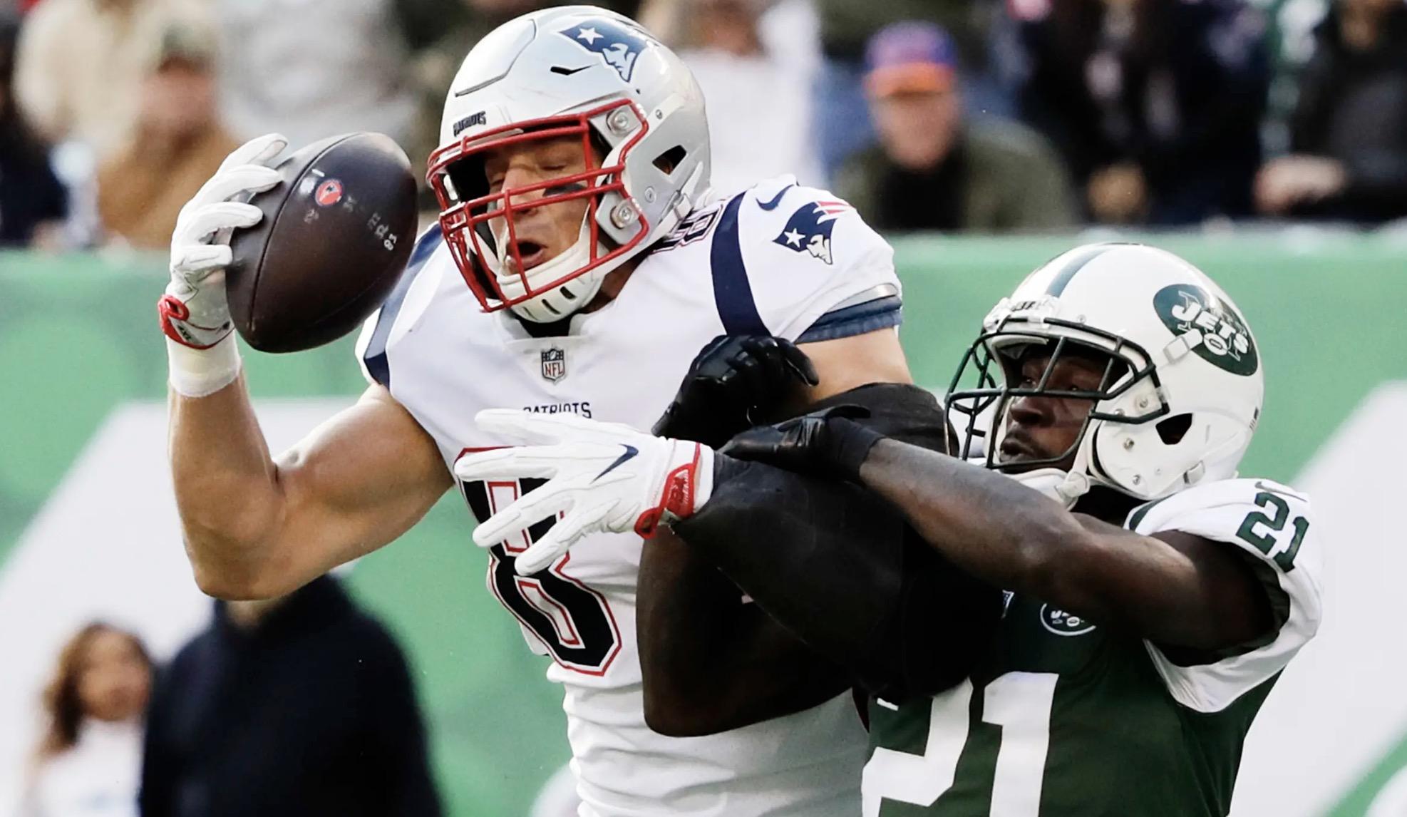 Patriots vencem os Jets
