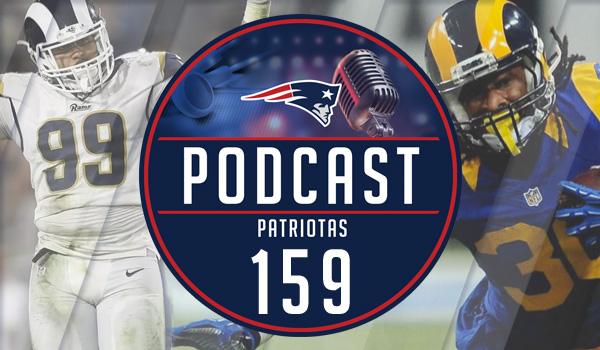 Podcast Patriotas 159 – Raio x Los Angeles Rams