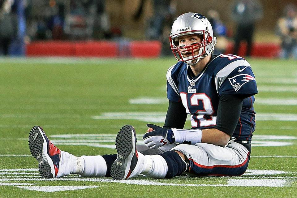Brady fala sobre mudança de paradigma nos Patriots