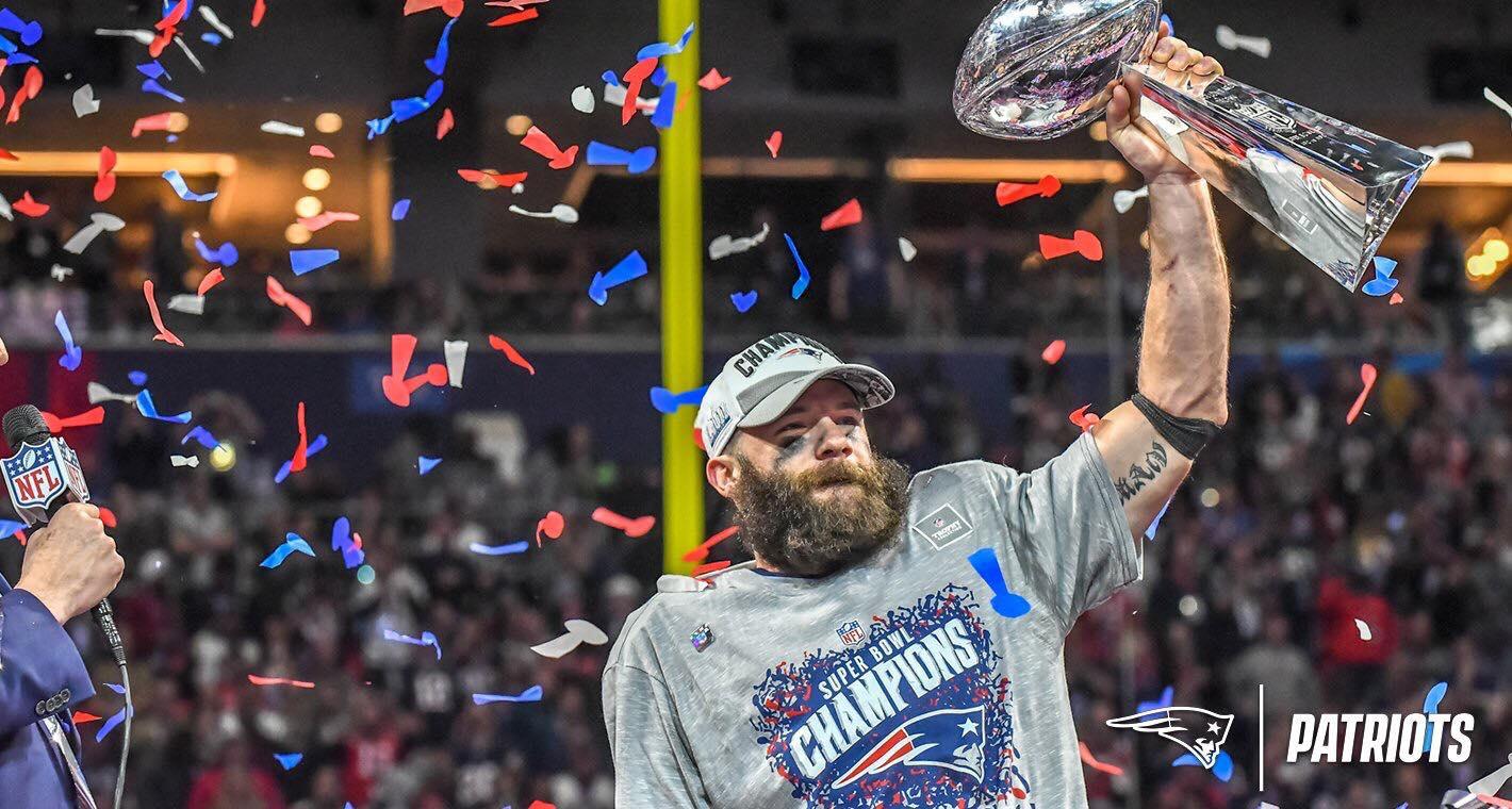 Tatidown Patriots: Super Bowl LIII – Patriots x Rams