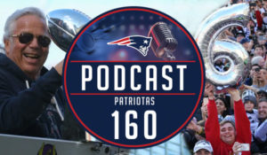 Podcast Patriotas 160 - 6x Super Bowl