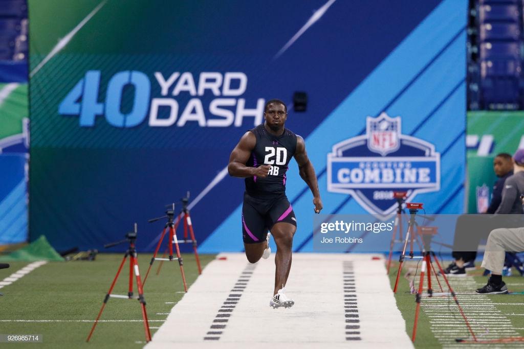 Exercícios do NFL Combine começam amanhã