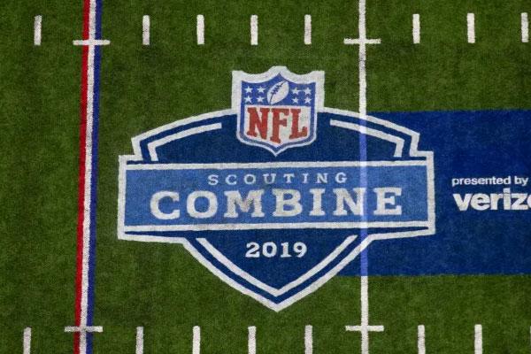 Destaques do primeiro dia do NFL Combine 2019