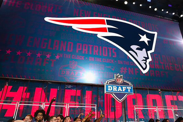 Draft 2020 dos Patriots