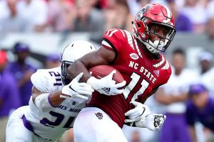 Jakobi Meyers Wide REceiver New England PAtriots