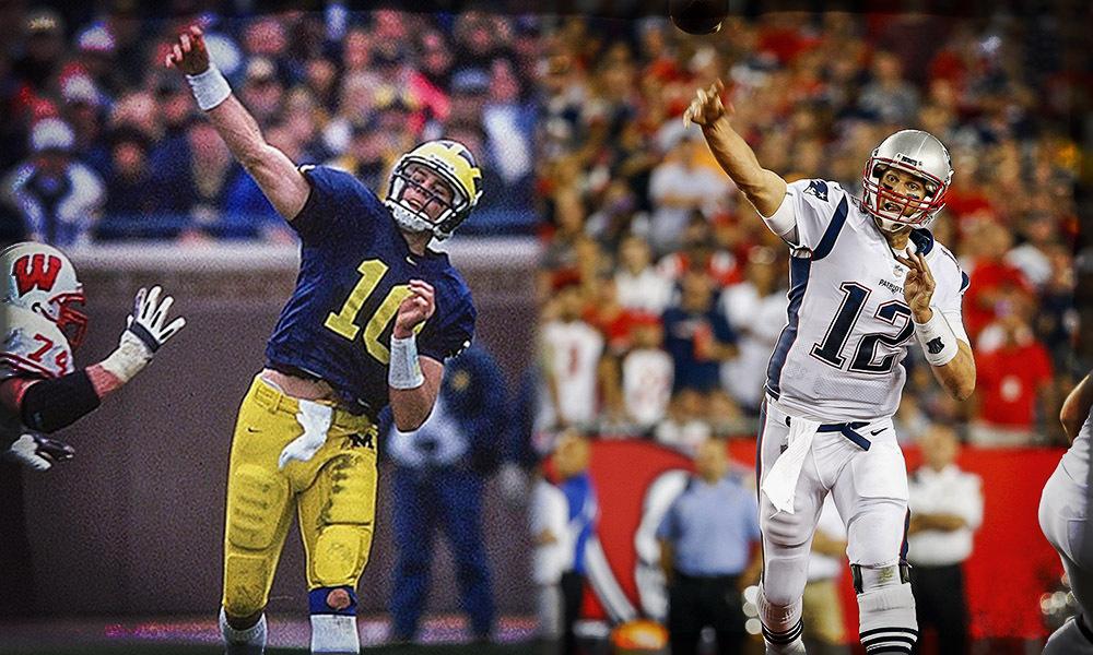 Reavaliando o perfil de Brady no Draft de 2000