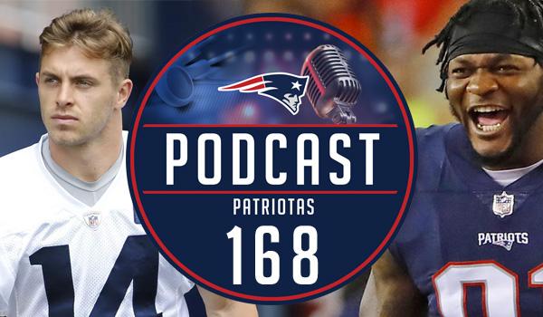 Podcast Patriotas 168 - Minicamp Patriots