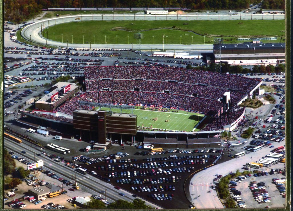 Throwback Thursday – Foxboro Stadium