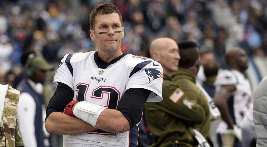 Brady, em entrevista, comenta sobre a saída de Brown