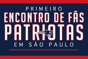 1o Encontro de Fãs dos Patriots em São Paulo