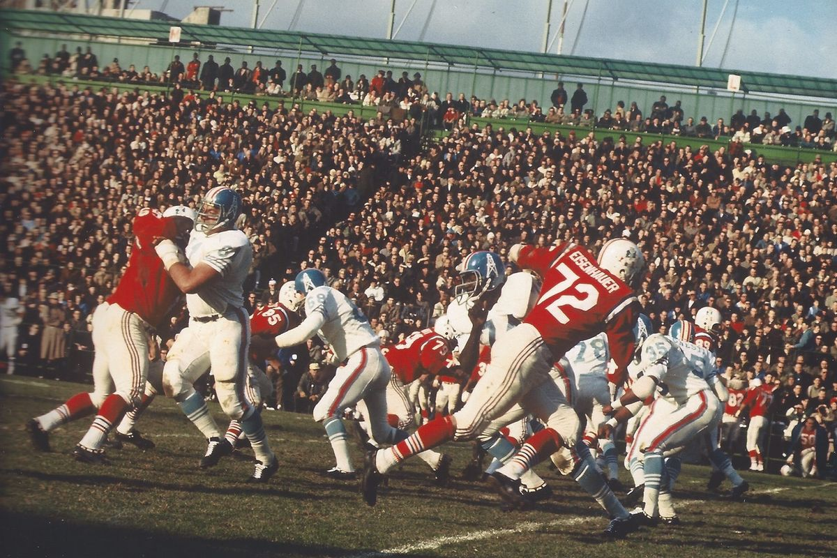 Throwback Thursday: 1963, o melhor ano do Boston Patriots na AFL