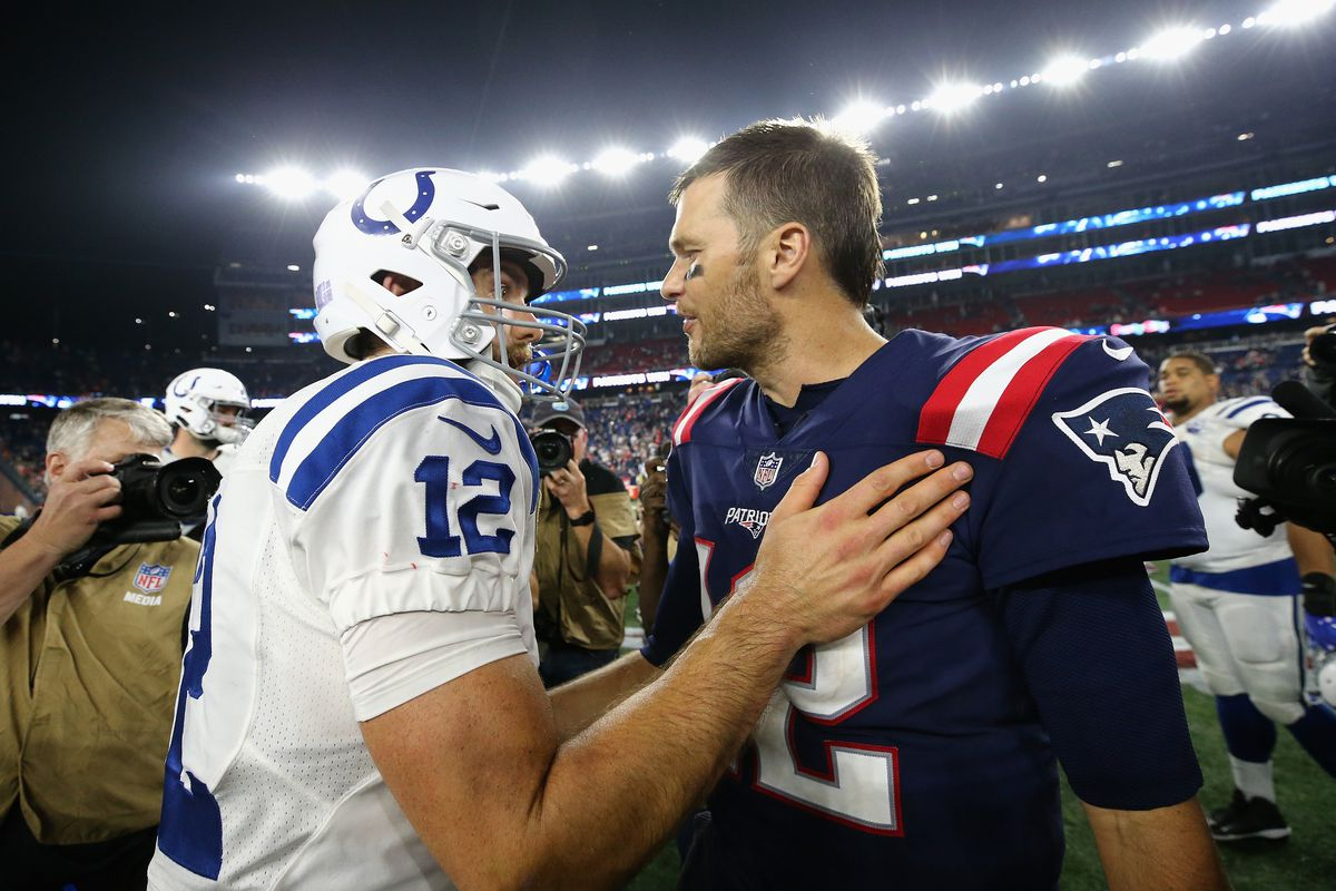 Brady and luck