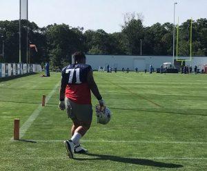 Training Camp New England Patriots dia 8
