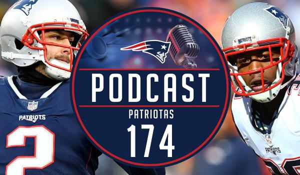 Podcast Patriotas 174 – Brian Hoyer corre perigo de ser cortado?