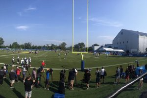 New England Patriots Detroit Lions Recebedores Running Backs