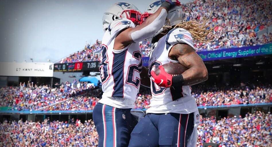 Patriots mantém a invencibilidade diante dos Bills em Buffalo
