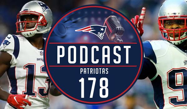 Podcast Patriotas 178 Dorsett Brown