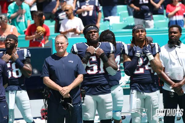 Defesa New England Patriots