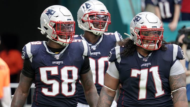 Defesa Jamie Collins New ENgland Patriots NFL Rafael Belattini