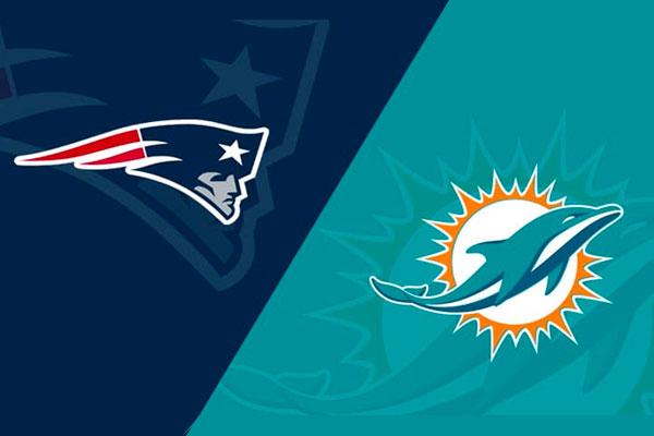 Patriots vs Dolphins Semana 2 NFL 2019