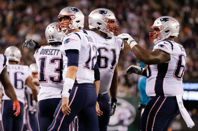 Ataque Patriots x Jets