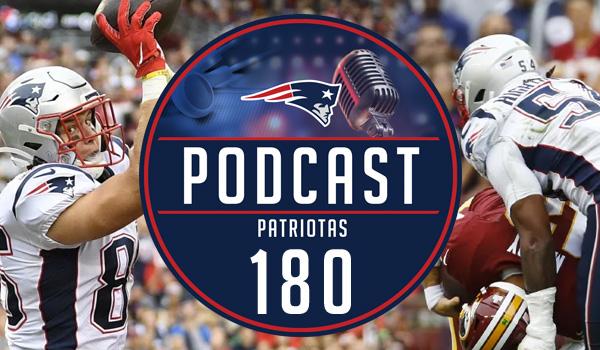 Podcast Patriotas 180 Quem ligou time na tomada
