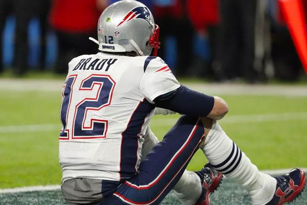 Rafael Belattini New England Patriots Tom Brady NFL