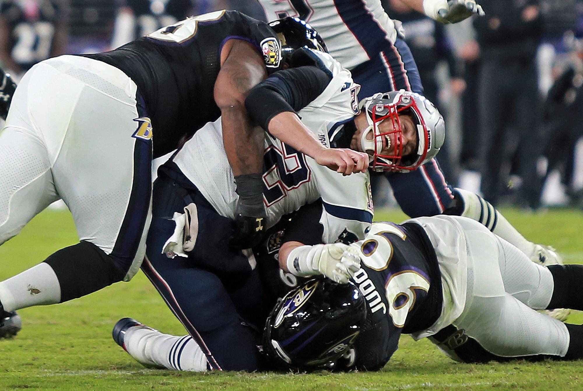 Após o jogo contra os Ravens, jogadores comentam derrota