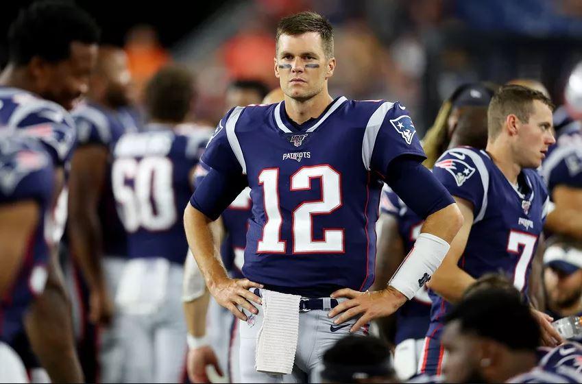 Tom Brady Patriots vs Cowboys