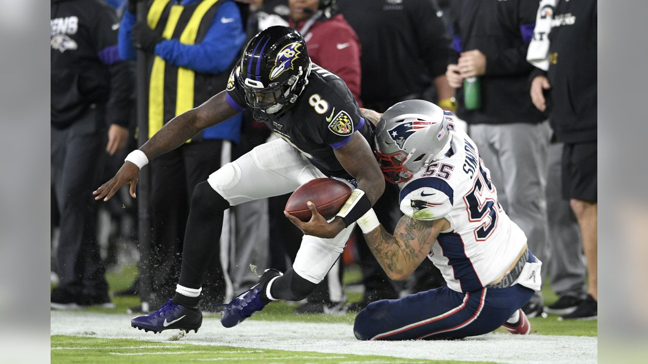 Patriots sofrem a primeira derrota na temporada no Sunday Night