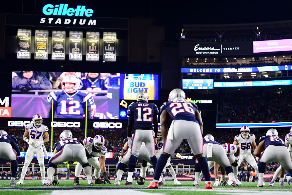 Tatidown Patriots – Semana 16: Patriots x Bills