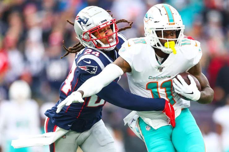 Tatidown Patriots – Semana 17: Patriots x Dolphins