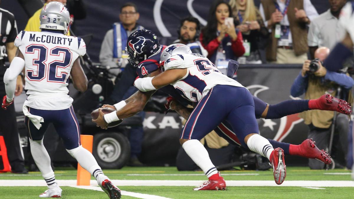 Tatidown Patriots: Semana 13 – Patriots x Texans