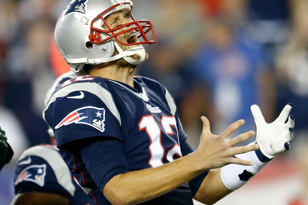 Rafael Belattini New England Patriots Tom Brady