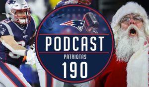 Podcast Patriotas 190 Tom Brady Rex Burkhead Buffalo Bills New England Patriots