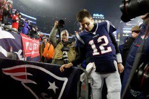 Rafael Belattini Tom Brady New England Patriots