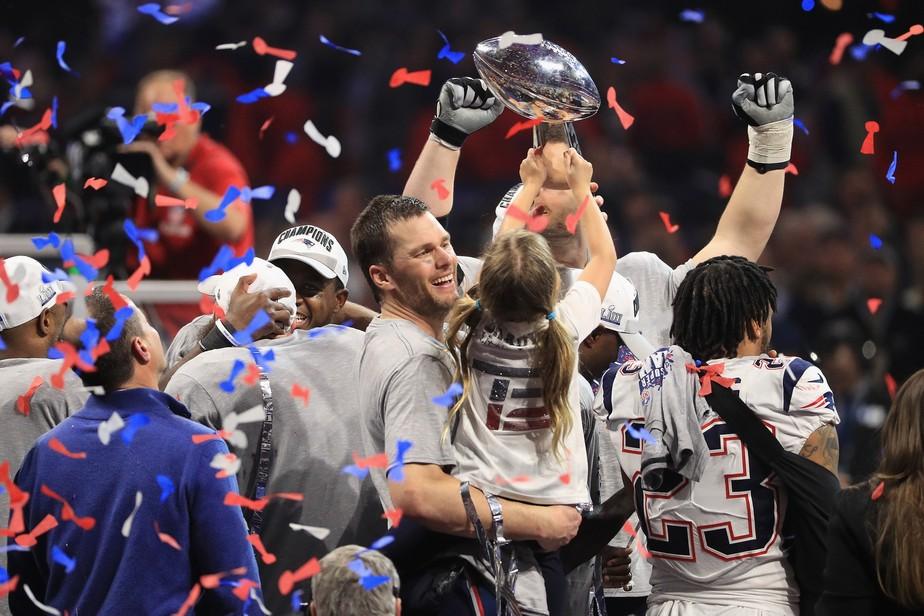 Patriots anunciam sua Seleção da Década 2010