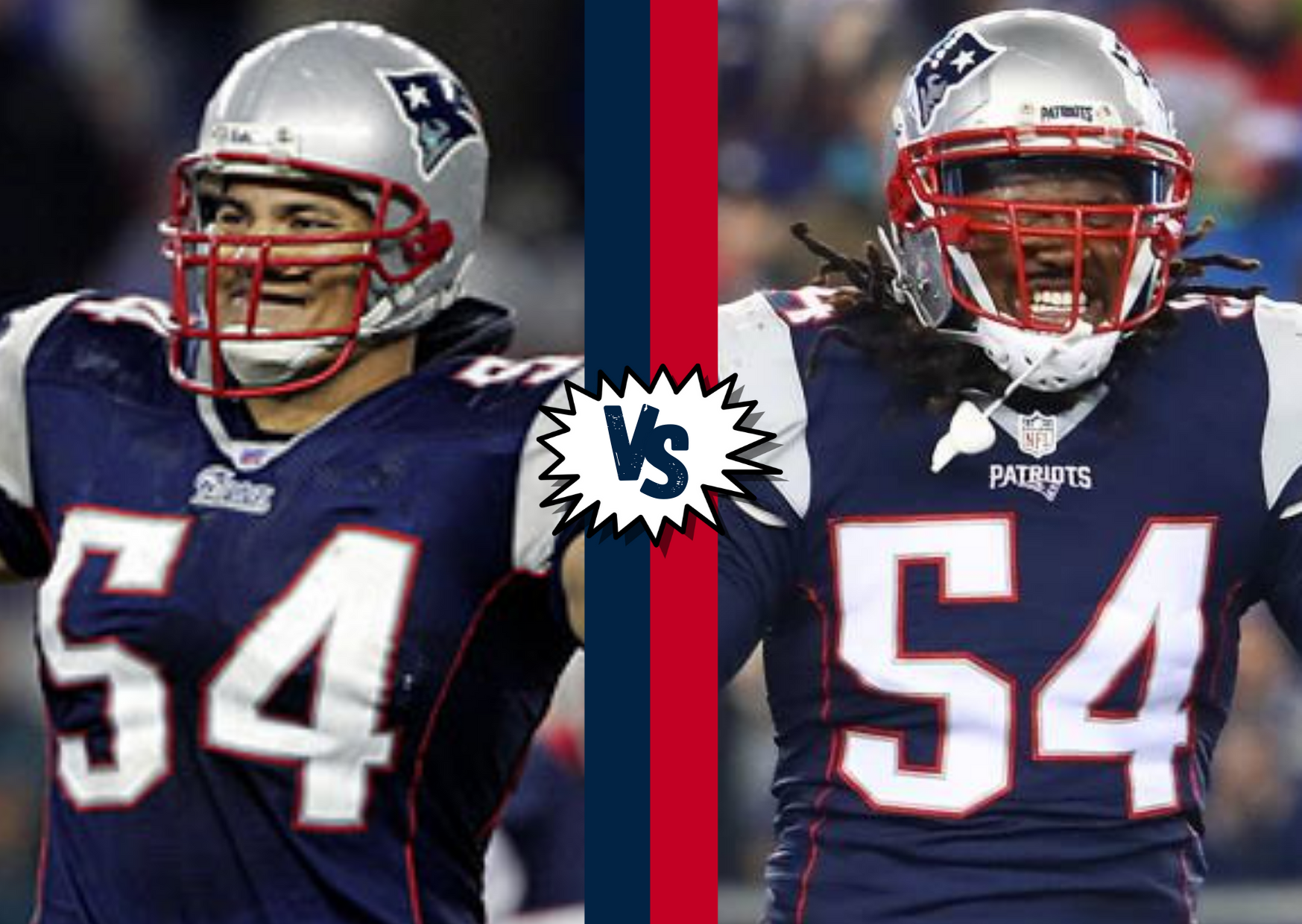 Camisa 54 Dont'a Hightower Tedy Bruschi