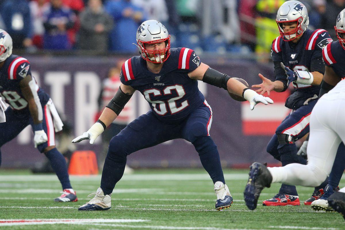 Patriots e Joe Thuney não chegam a uma extensão contratual