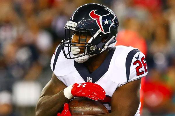 Lamar Miller Running Back New England Patriots